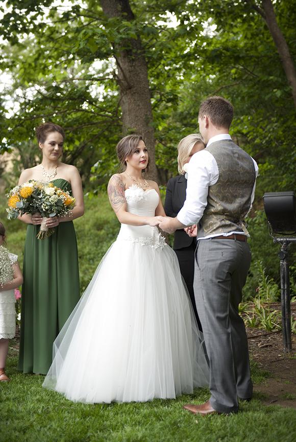Inglewood Inn Wedding - Ben & Jess 29
