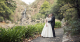 Waterfall gully wedding