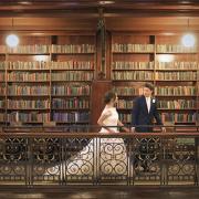 Mortlock Library wedding reception