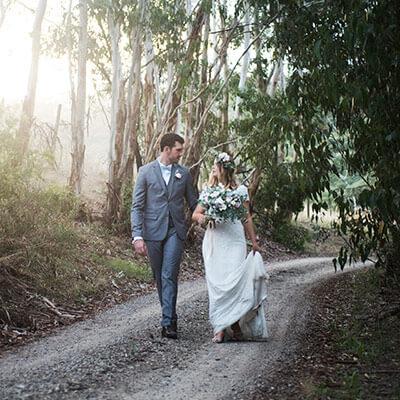 Sinclairs Gully Wedding