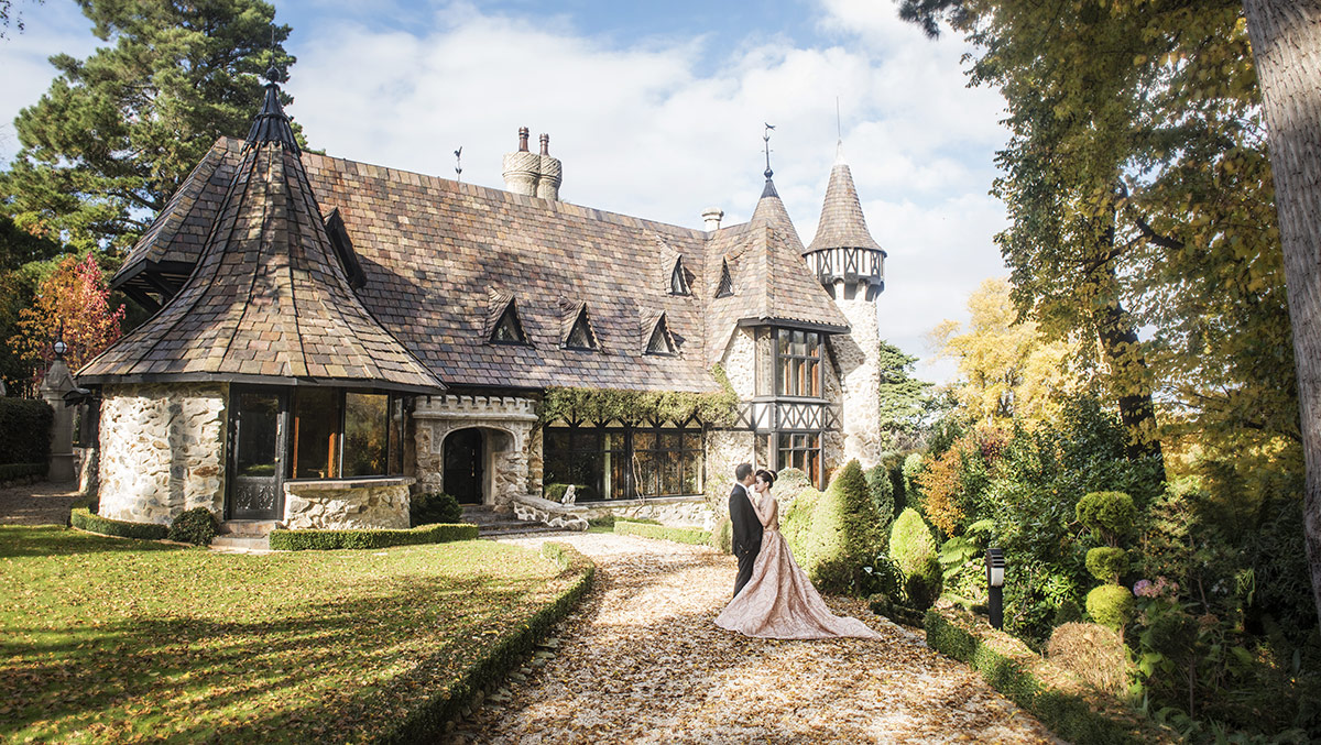 Thorngrove Manor engagement shoot