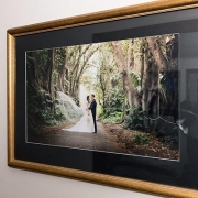 Frame your wedding photography