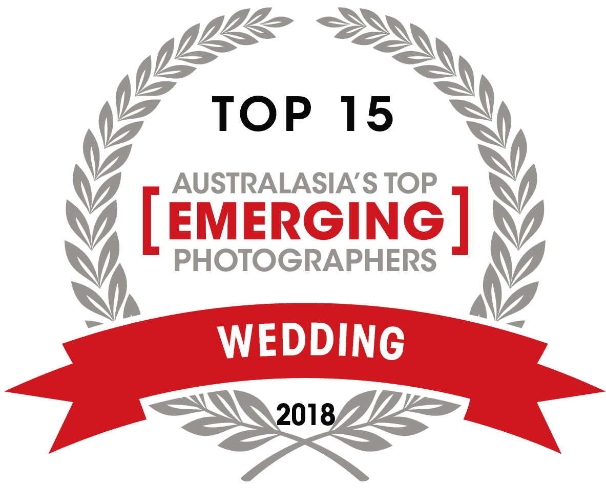 Top 15 in Australia's Top Emerging Photographer Awards