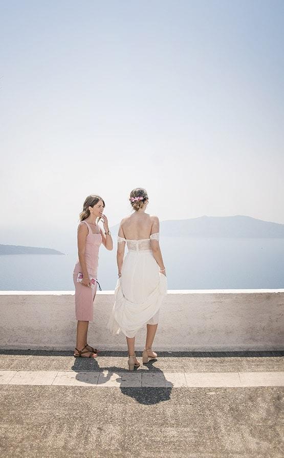 Santorini Wedding - Greece - Kerri & Tony 315