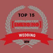 top 15 wedding photographer in Australia