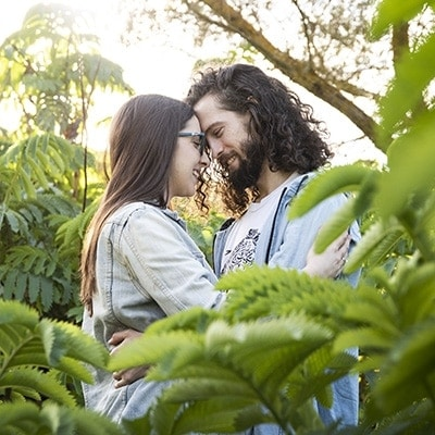 One Tree Hill Engagement Shoot