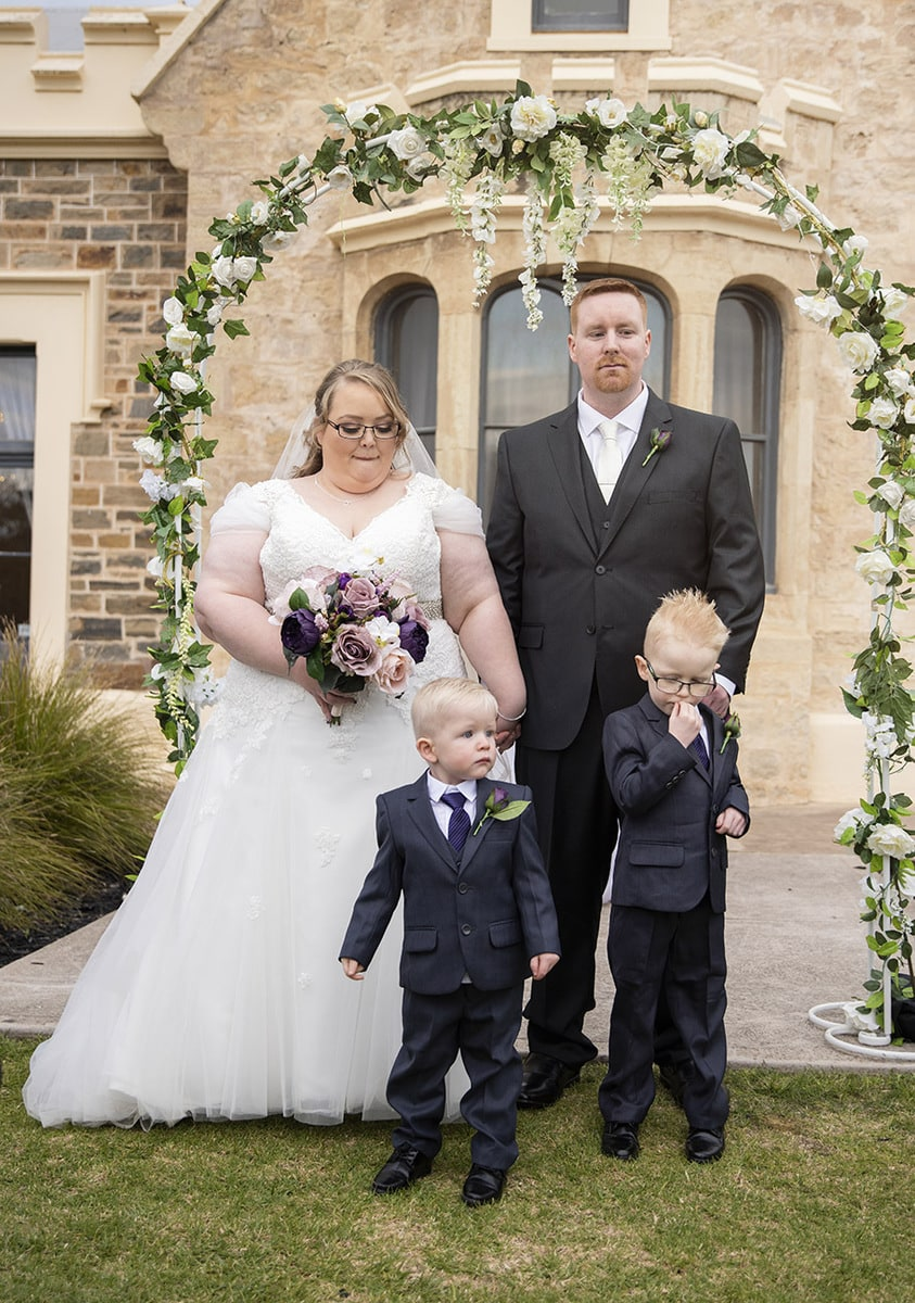 Glanville Hall Wedding - Ashleigh & Corey 24