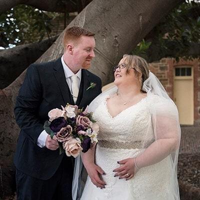Glanville Hall Wedding - Ashleigh & Corey