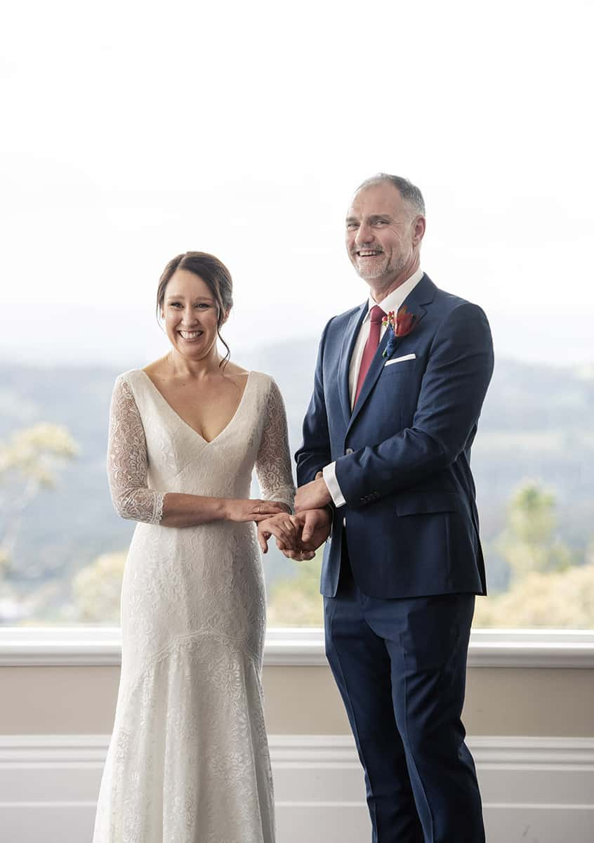 Mt Lofty House Wedding - Naomi & Neil 20